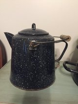 Medium Porcelain Enamel Kettle in Westmont, Illinois