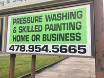 House Repairs and Painting in Warner Robins, Georgia