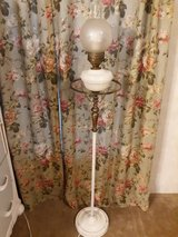 Vintage floor lamp in Fort Polk, Louisiana