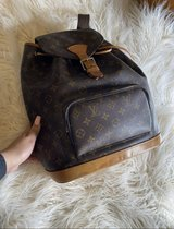 Authentic Louis Vuitton backpack in The Woodlands, Texas