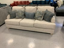 ?? ??$39 down payment??- Traemore Linen sofa in Fort Meade, Maryland
