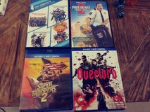 DVD and blu ray movies in Beaufort, South Carolina