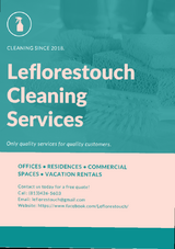 Cleaning packages in Fort Leonard Wood, Missouri