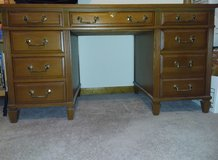 desk, solid wood in Naperville, Illinois