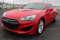 2013 Hyundai Genesis Coupe 2.0T - Clean Title in Houston, Texas
