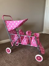 3 Doll Stroller in Baytown, Texas