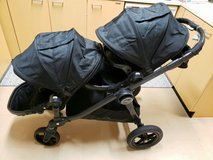 Double stroller- Baby Jogger - price reduced in Okinawa, Japan
