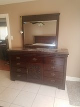 Immediate move out sale great condition bedroom set in Pasadena, Texas