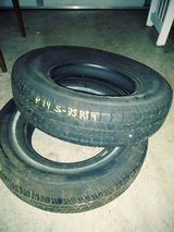 2 Car Tires in Naperville, Illinois