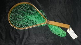 New, vintage styled landing/fishing net in Pasadena, Texas