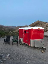 Camper / Cargo Trailer by Carson in Alamogordo, New Mexico
