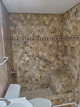 SHOWER TILE AND FLOOR TILE INSTALLATION in Camp Lejeune, North Carolina