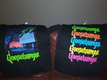 Goosebumps t-shirts in Spring, Texas