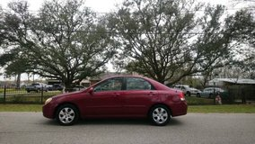 2007 Kia Spectra EX 4d auto clean title in Kingwood, Texas