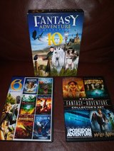 Fantasy Adventure dvd movie set in The Woodlands, Texas