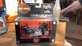 Harley Davidson 1:18 Die Cast Motorcycles in Alamogordo, New Mexico