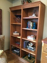 Double Book case in Naperville, Illinois