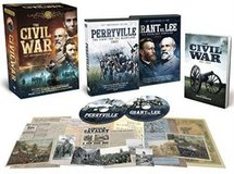 The Complete Civil War Collection 2 DVD Set in The Woodlands, Texas