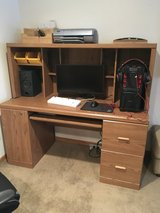 DESK WITH HUTCH in Orland Park, Illinois