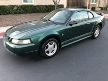 2001 Ford Mustang V6 Low Miles in Fairfield, California