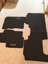 Nissan Frontier Car Mats (NEW) in Aurora, Illinois