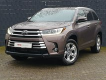 2019 Toyota Highlander Limited in Ramstein, Germany