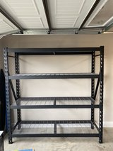 4-Tier Shelving Unit for Garage in Byron, Georgia