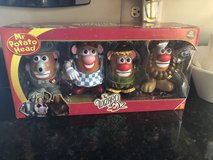 New Wizard of Oz Mr. Potato Head Set of 4 -New in Box in Bolingbrook, Illinois