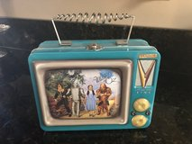Metal Wizard of Oz Lunch Box with Music Box in Bolingbrook, Illinois