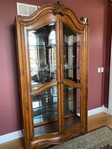 Lighted Curio by Hooker Furniture in Westmont, Illinois