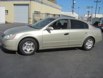 2002 NISSAN ALTIMA in Camp Pendleton, California