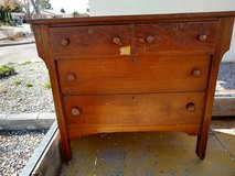 Antique Dresser Needs TLC in Alamogordo, New Mexico