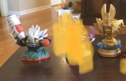 2 Skylanders Figures in Yorkville, Illinois