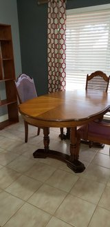 Dinning Table & 4 Chairs--Moving Sale!! in The Woodlands, Texas