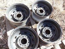 4 Chevy rims in Alamogordo, New Mexico