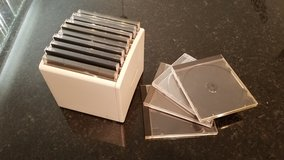 CD/DVD Holders and Storage Case in Sandwich, Illinois