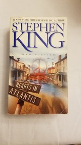Stephen King Hearts in Atlantis Softcover in Sandwich, Illinois