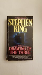 Stephen King Drawing of the 3 Softcover in Sandwich, Illinois