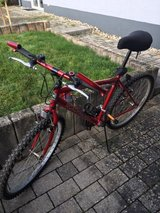 Trail bicycle in Ramstein, Germany