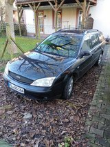 Excellent 2002 Ford Mondeo Family Wagon. 5 speed stick. Just passed inspection. in Baumholder, GE