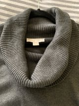 Grey Michael Kors Turtle Neck Sweater in Fort Riley, Kansas