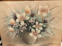 floral painting in Naperville, Illinois