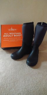 All Weather Boots size 12 in Fort Leonard Wood, Missouri