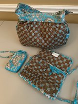 Vera Bradley Purse, Wallet, and Wristlet in Tomball, Texas