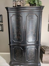 Hooker furniture wardrobe armoire/TV console in Batavia, Illinois