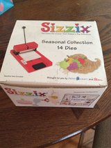 Never Used ~Sizzix seasonal collection in Westmont, Illinois