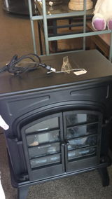 Electric Heater Fireplace (New) in Fort Leonard Wood, Missouri