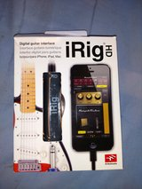 iRig digital guitar interface system in Fort Campbell, Kentucky