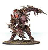 Warhammer 40K/Age of Sigmar: Chaos, Skaarac The Unborn Great Khorgorath of Khorne in Camp Pendleton, California