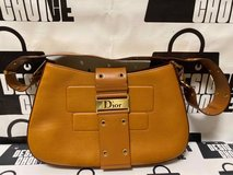 Authentic DIOR leather shoulder bag in Okinawa, Japan